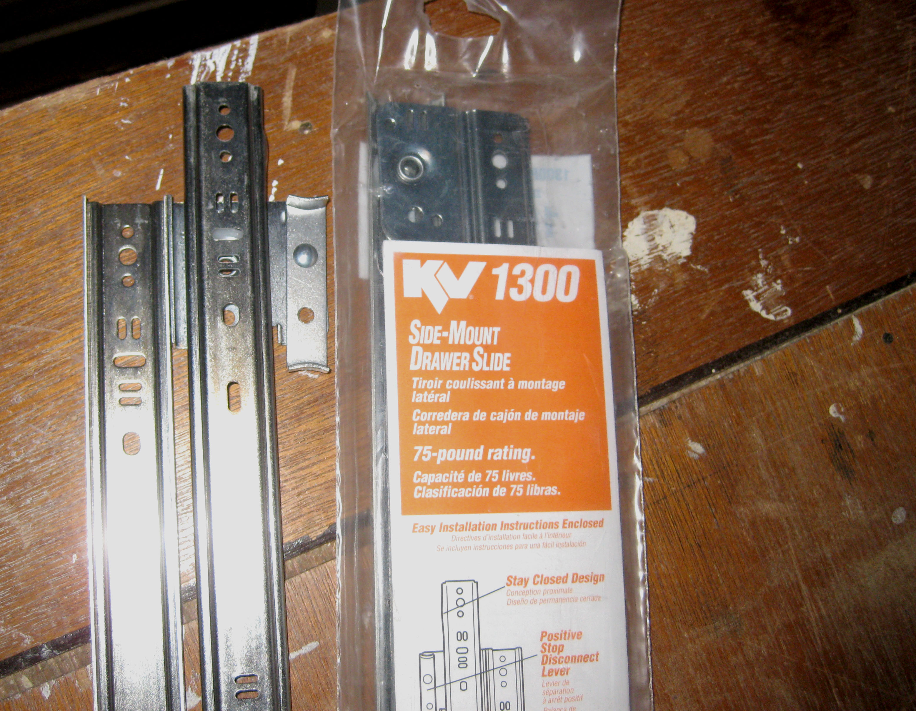 Cabinet Drawer Rails Jigsaw Up And Adam Ries