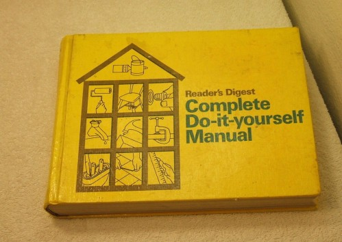 Reader's Digest Complete Do-It-Yourself Manual
