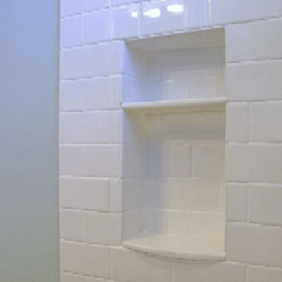 tile-shower-niche