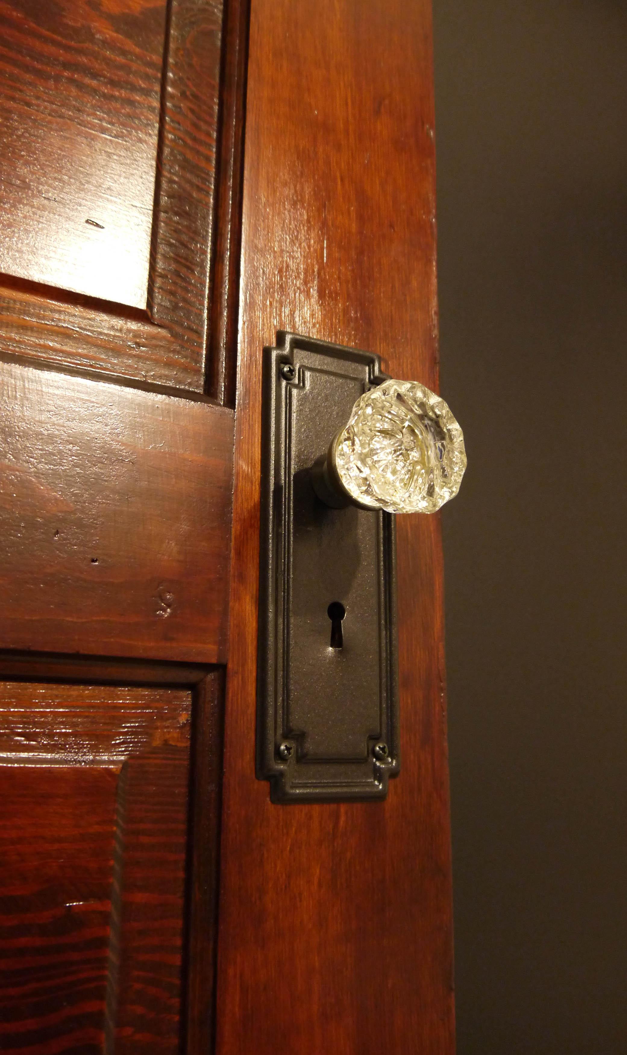 Door Handle | Up and Adam [Ries]