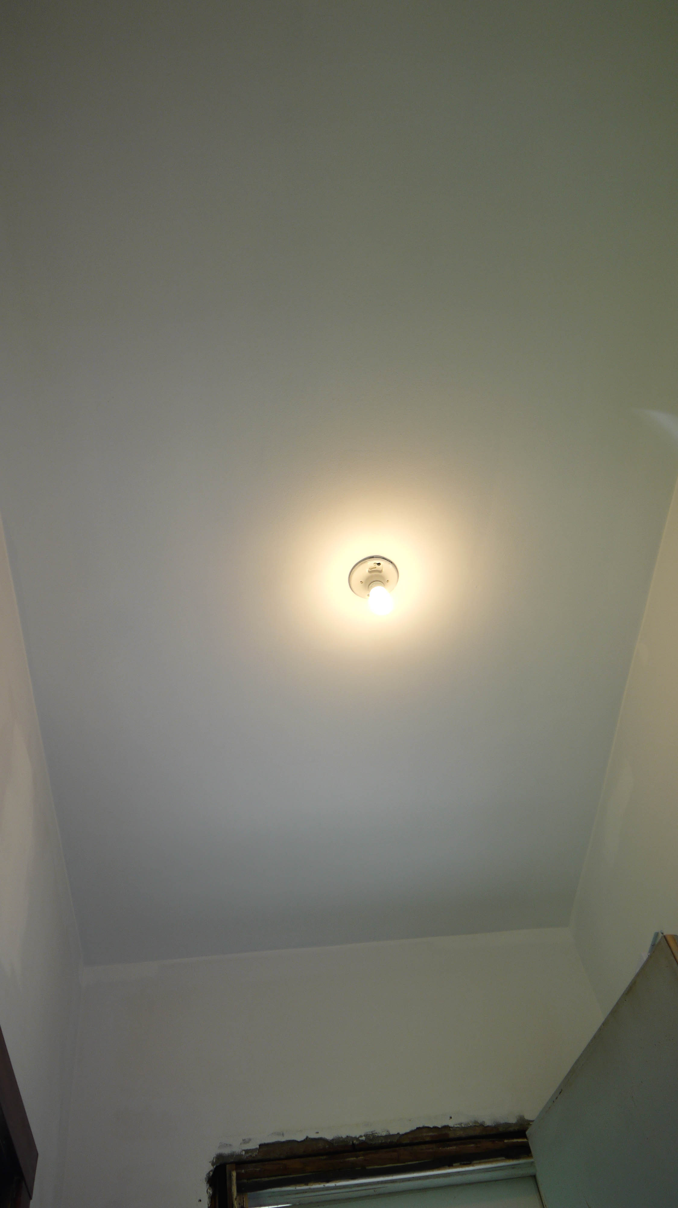 Lighting up and adam ries i stained the woodwork first before painting the walls it is impossible in my opinion to stain woodwork and not get it on the walls aloadofball Choice Image